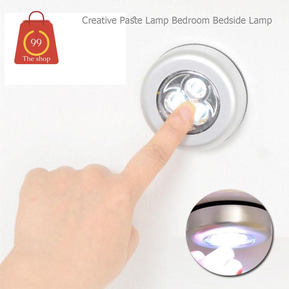 ไฟLED  ขนาดเล็กไว้แปะติดตามตู้หรือชั้นหรือในรถ ไฟสว่างใช้งานง่าย