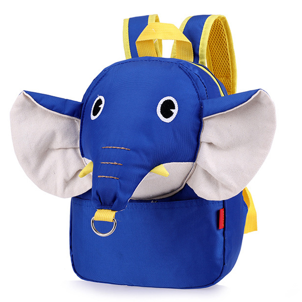 กระเป๋าเป้เด็ก 2in 1 เป้ + สายจูง เด็ก  รูป ช้างน้อยน่ารัก