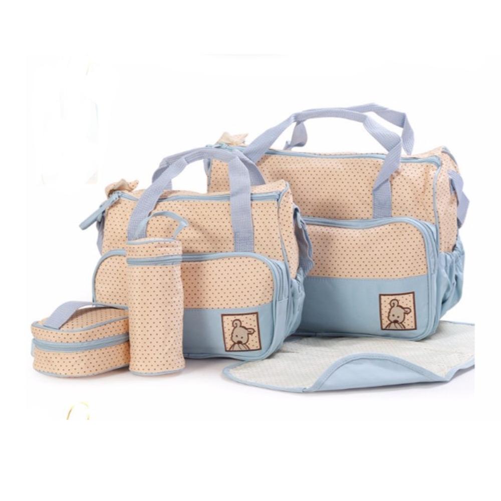 กระเป๋าสัมภาระคุณแม่ เซ็ท 5 ชิ้น