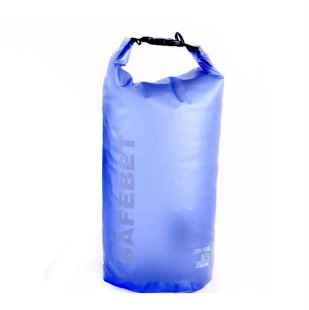 กระเป๋ากันน้ำ DRY BAG ขนาด 20 ลิตร สีฟ้า