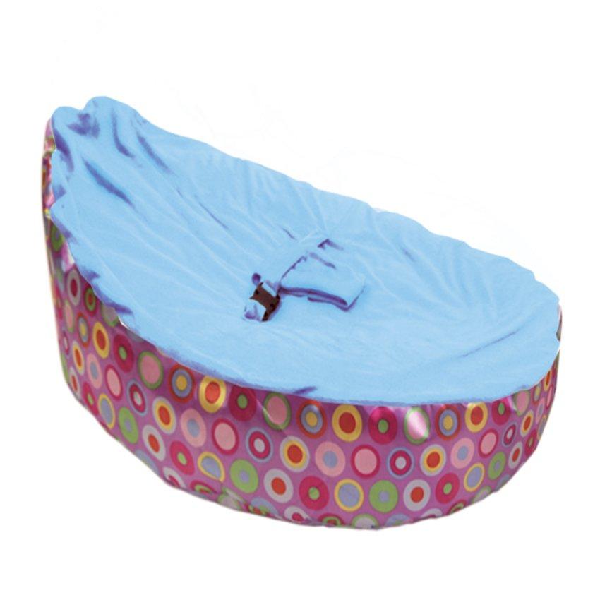 Baby Bean Bag  ที่นอนเด็กแรกเกิด ป้องกันหัวแบน และเด็กสำรักนม  ของขวัญสุดพิเศษสำหรับเด็กแรกเกิด