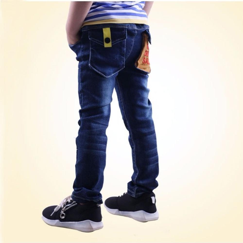 กางเกงยีนส์เด็ก เนื้อดี สำหรับสูง 1.1-1.5 เมตร หรือ 3-12 ปี
