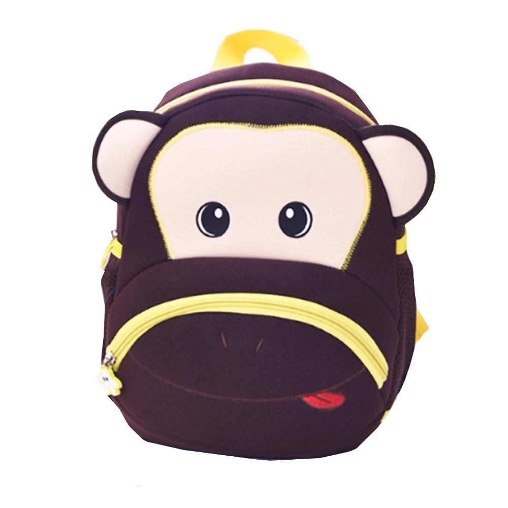 กระเป๋าเป้ เด็กรูปลิงน้อยแสนซน