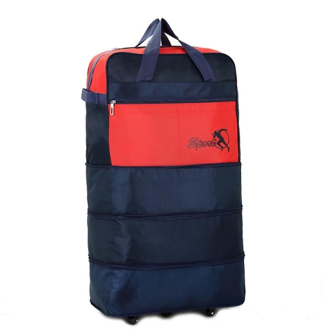 กระเป๋าเดินพับได้มีล้อลาก ร่น sport สี