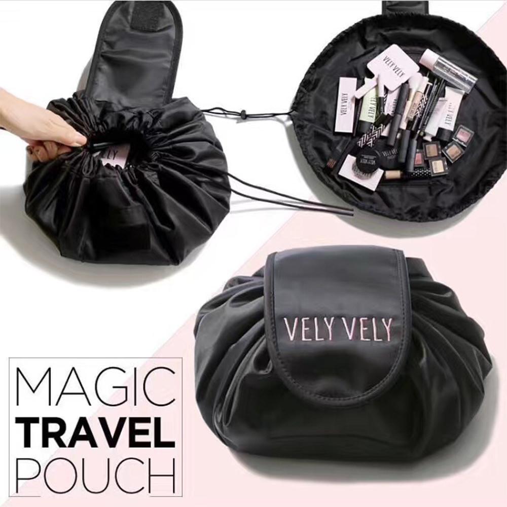 กระเป๋าใส่เครื่องสำอาง  vely   กระเป๋าอนเกประสงค์ บรรจุได้ มากหยิบใช้ง่าย