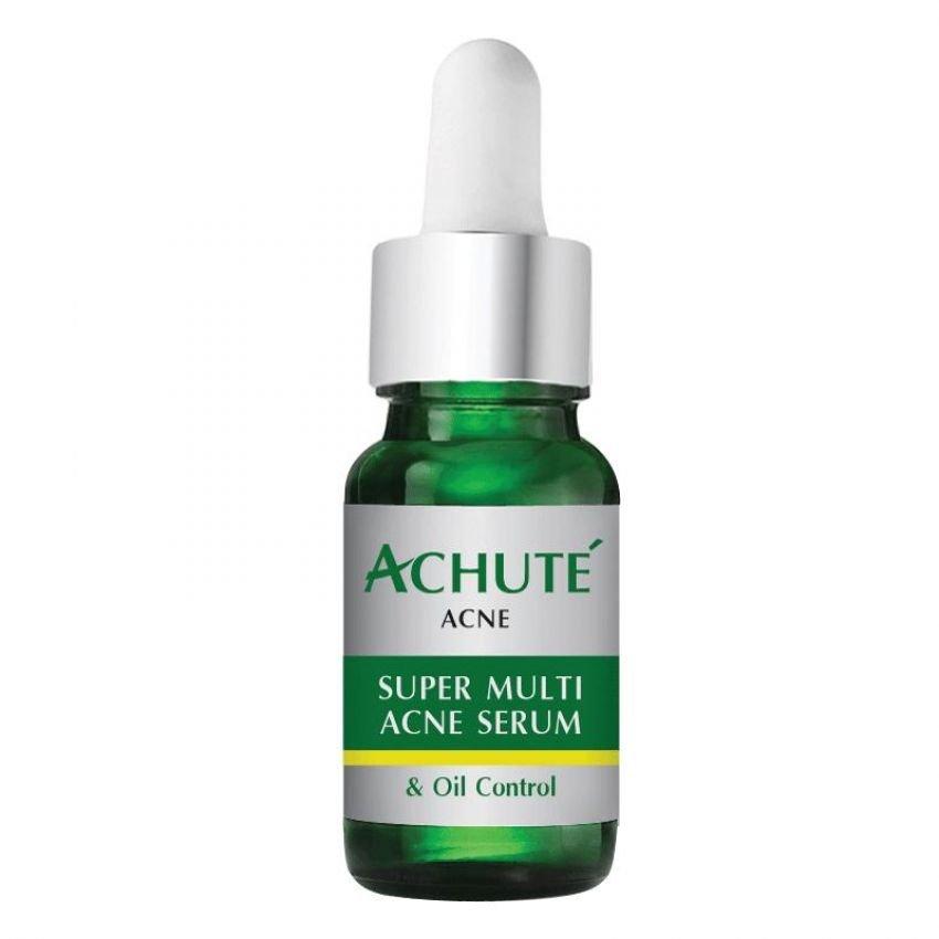 Achute'   Super Multi Acne and Oil Control Serum เซรั่มลดสิวลดมัน 10g.