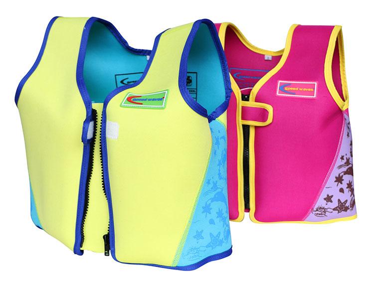 เสื้อชูชีพสำหรับฝึกว่ายน้ำ สำหรับเด็ก2-8 ปี