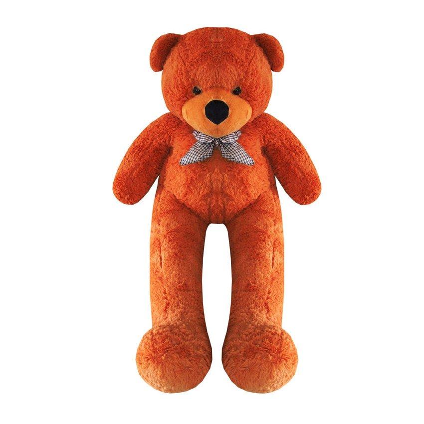 ตุ๊กตาหมีตัวใหญ๋ ขนฟู แน่นๆ น่ากอด ไซด์ 2.3 เมตร