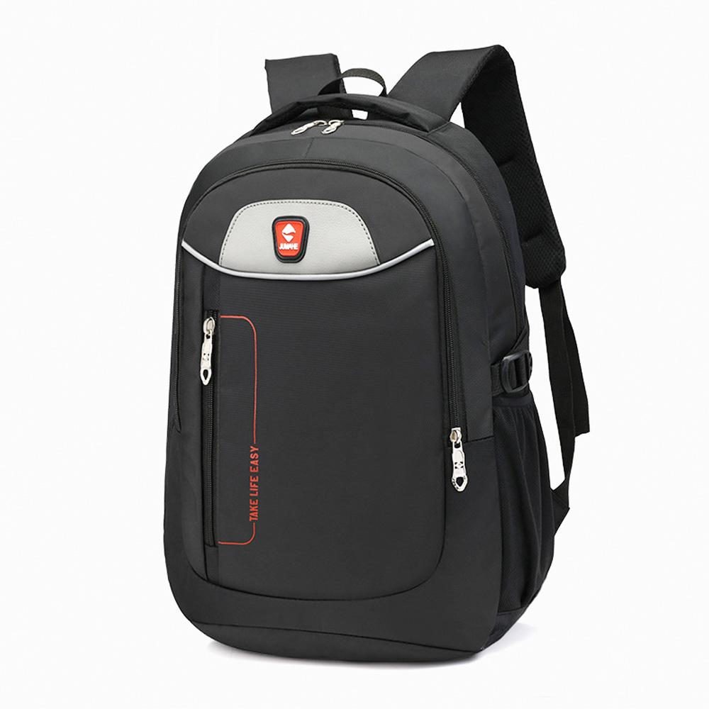 กระเป๋าเป้คอม รุ่น Take life เนื้อผ้าดีมาก ผ่ากันน้ำ เป้นกระเป๋านักเรียนได้ มีช่องเยอะ จุได้มาก ทนทานคุ้มค่า
