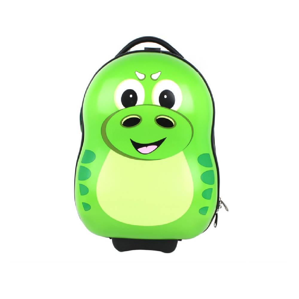 กระเป๋าล้อลาก รูปดราก้อน  แบบมีล้อลากทำจาก ABS