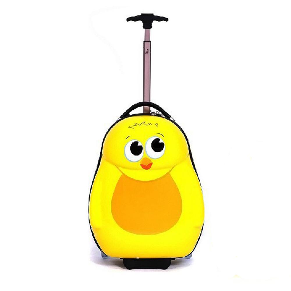 กระเป๋าล้อลากรูป ดราก้อน แบบมีล้อลาก วัสดุ ABS