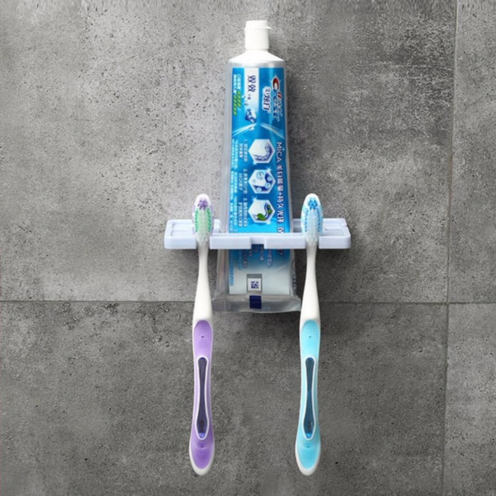 ที่แขวนแปรงสีฟัน รุ่นไม่ต้องเจาะ
