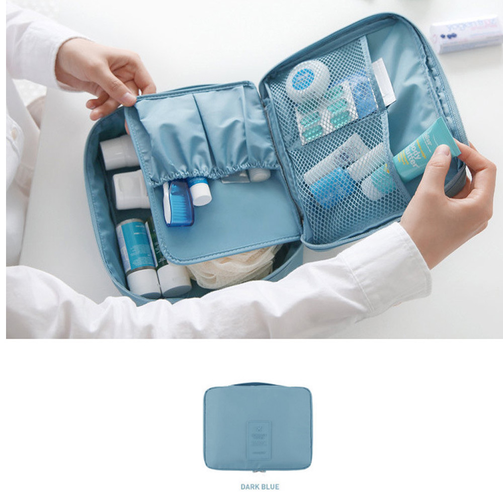 กระเป๋าใส่อุปกรณ์อาบน้ำหรือเครื่องสำอางค์ Multi Pouch Ver. 2