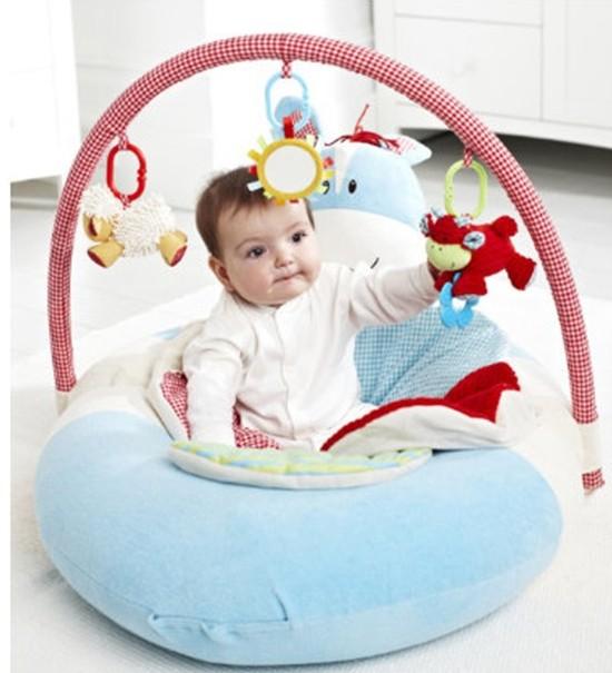 ที่นอนเด็ก อเนกประสงค์ 3  in 1  ใช้ได้ตั้งแต่แรกเกิด -  3ขวบ