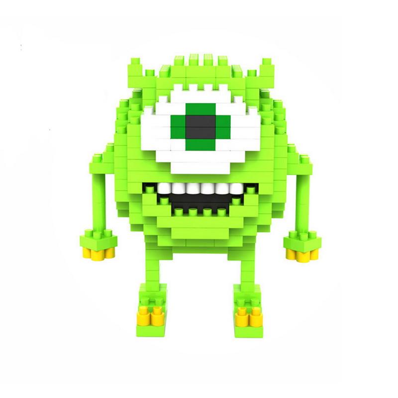 ตัวต่อ LOZ  monster ไซด์กลาง