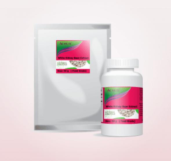 White Kidney Bean สารสกัดถั่วขาว เพื่อการลดน้ำหนักป้องกันการเปลี่ยนแป้งเป็นน้ำตาล