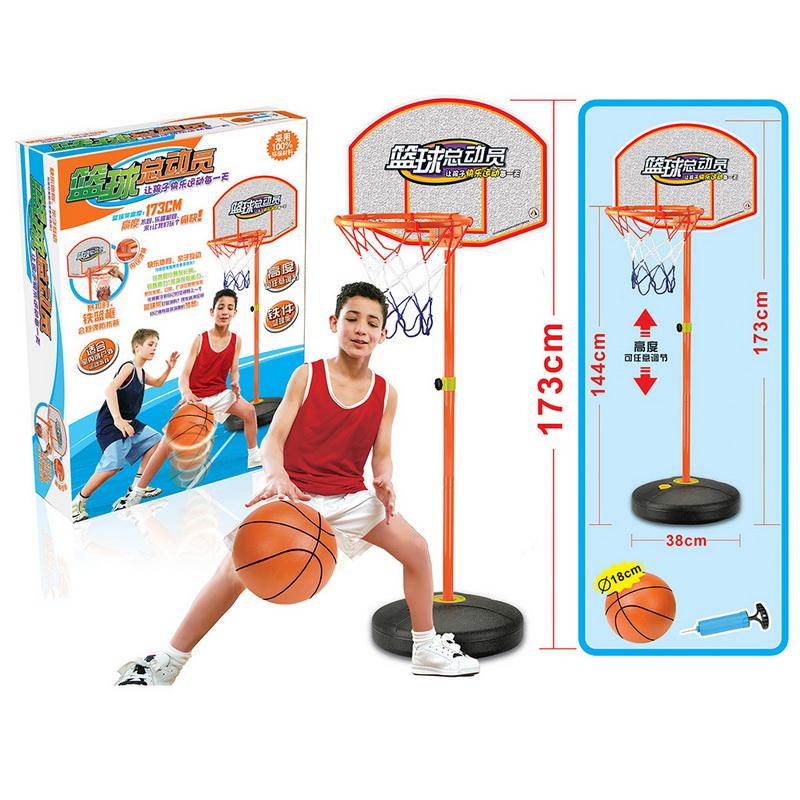 แป้นบาสเก็ตบอล ขนาด 173 cm