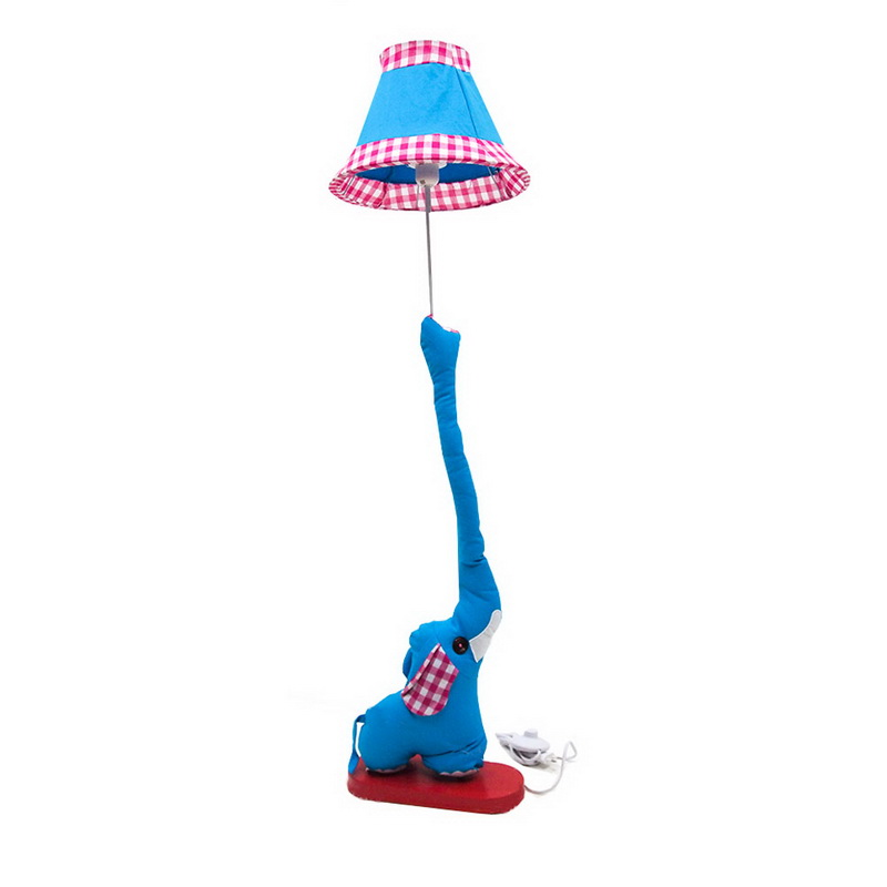 โคมไฟตั้งพื้น รูปช้าง