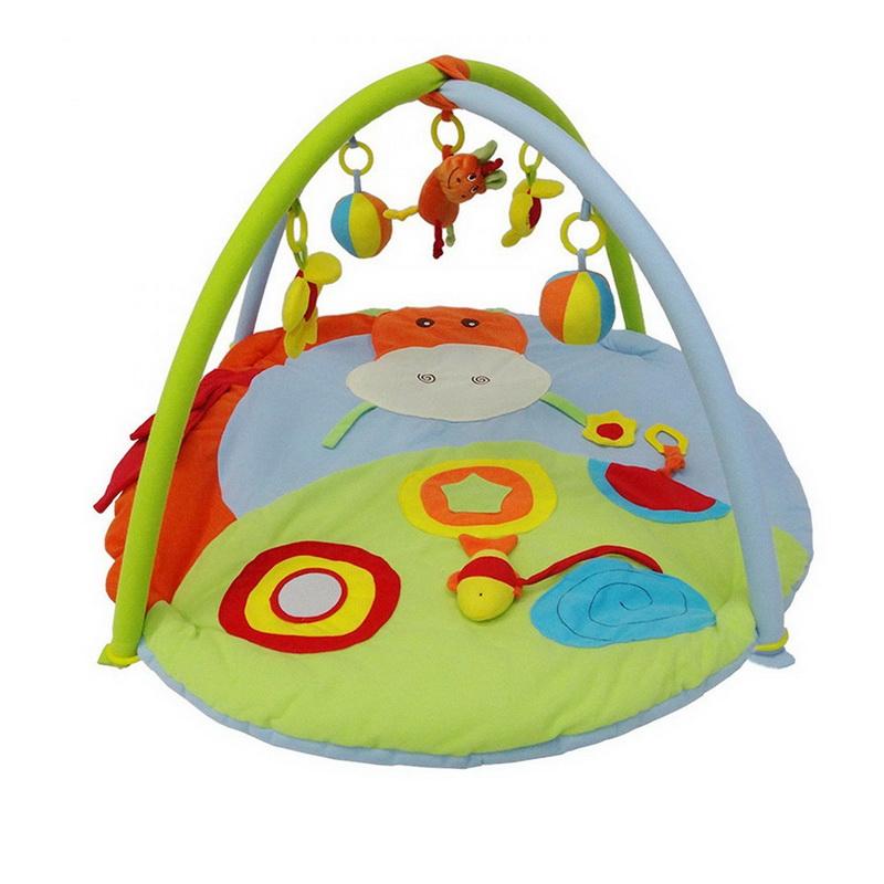play Gym  ที่นอนเด็กกระตุ้นพัฒนาการ ลายยีราฟ
